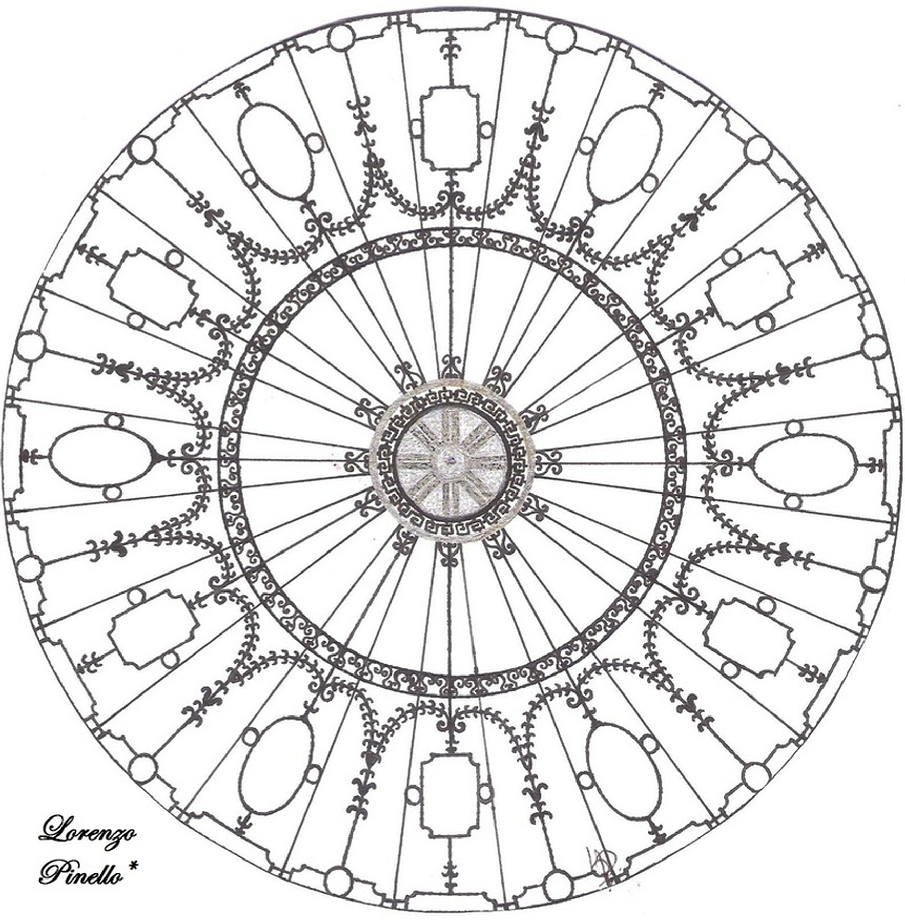 Lorenzopinello dessins du titanic - Dessin du titanic ...