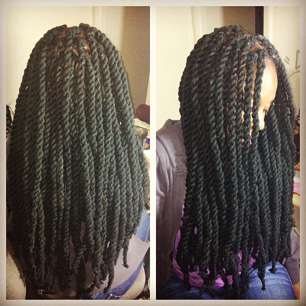 Yarn Twists
