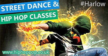 Hip Hop Pop Dance Harlow The Best In The Area Said The