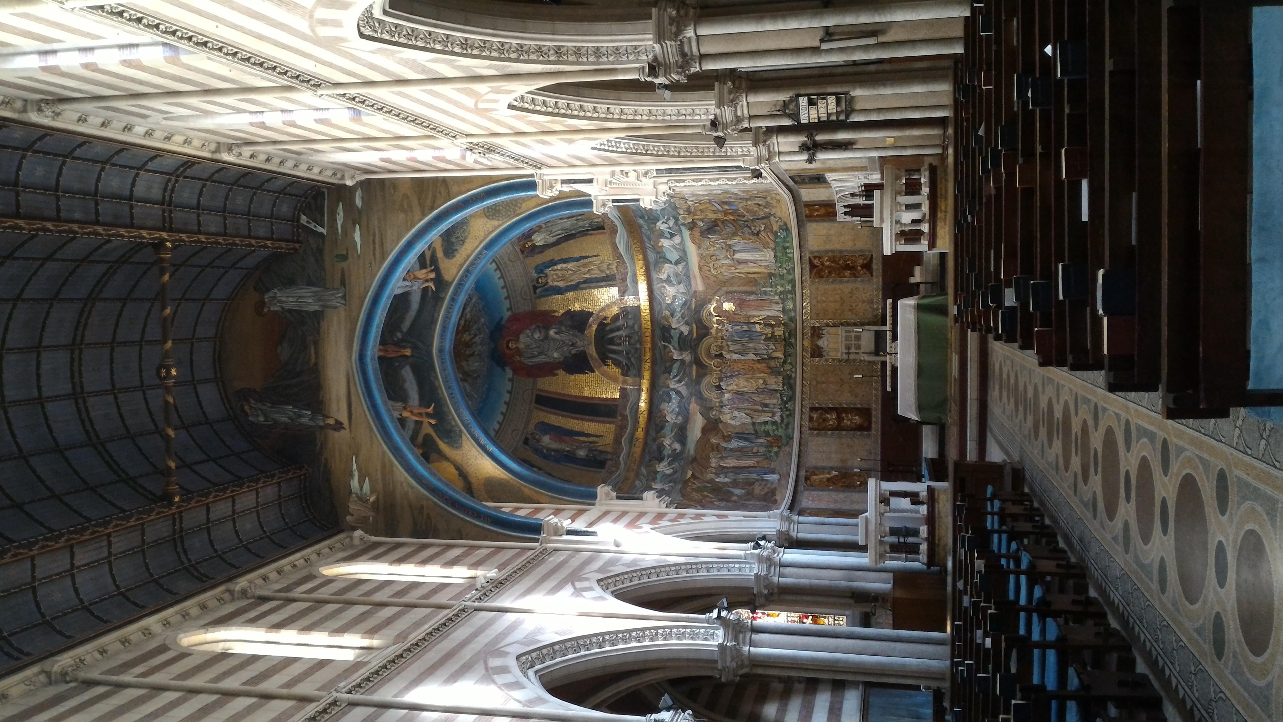 La chiesa di san paolo dentro le mura a roma emozionearte for Dentro le mura