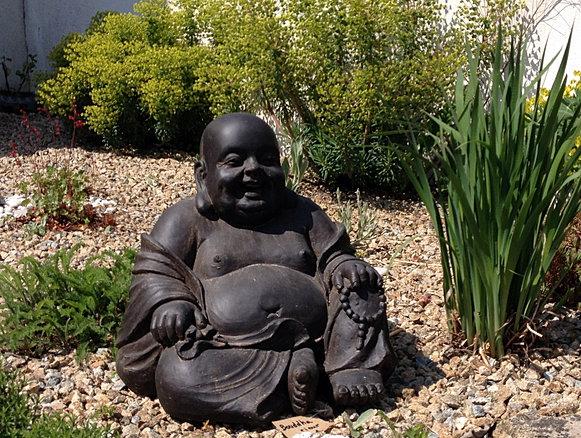 D coration jardin bouddha for Accessoire pour jardin zen