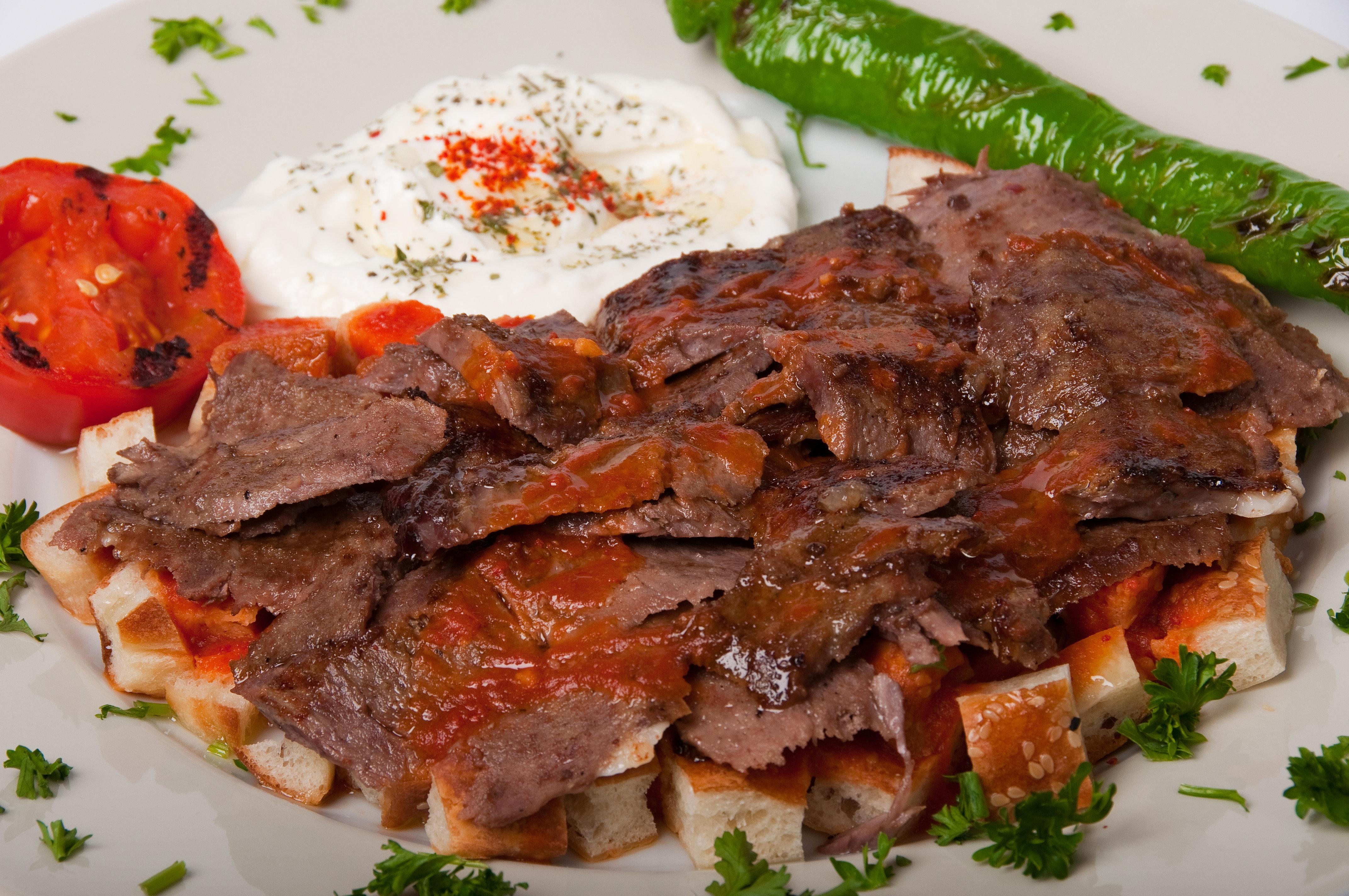 Mersin mediterranean cuisine iskender alexander kebab for Alexander s greek cuisine