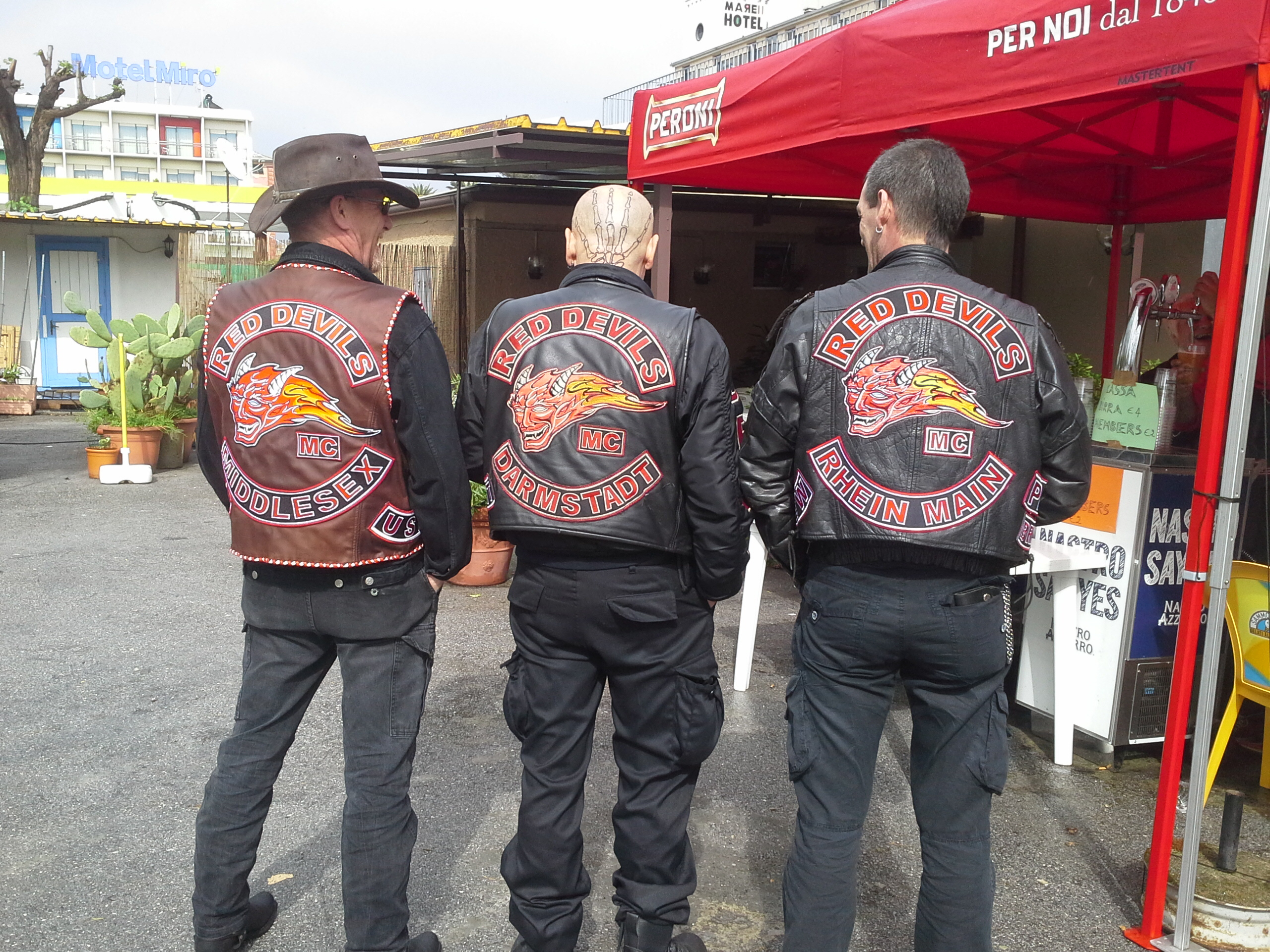 Red devils mcnorth carolina red devils mc middlesex usa for pinterest