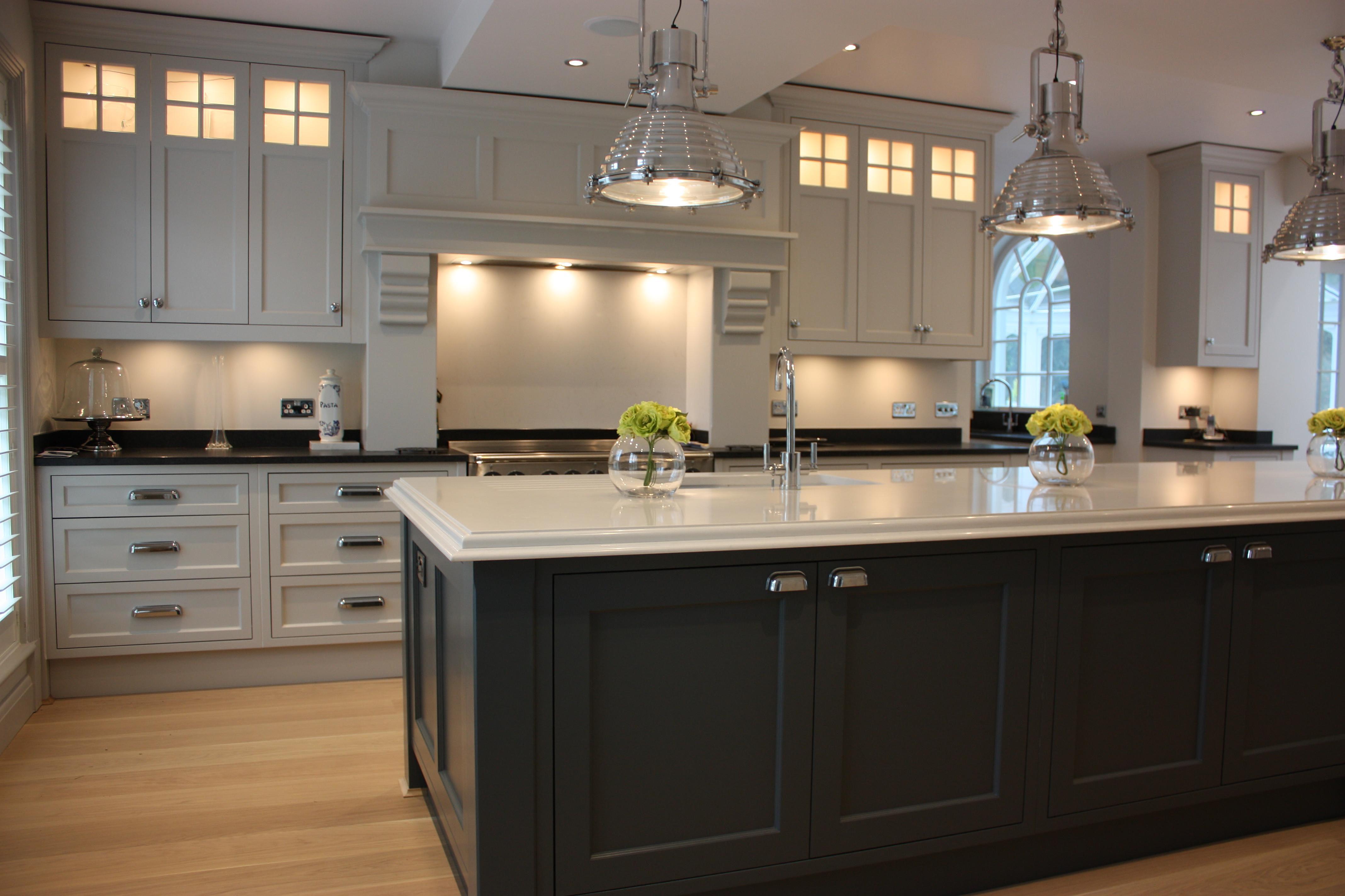 Tmb designs bespoke kitchens for Bespoke kitchen design