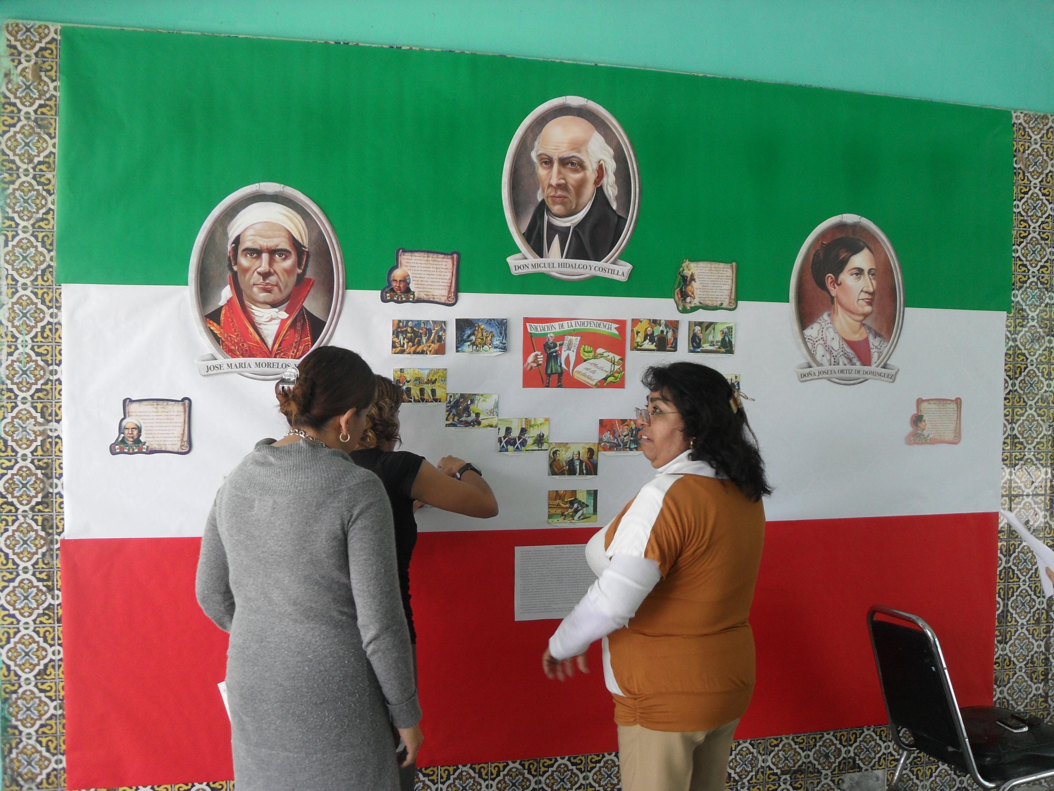 Secundaria 18 peri dico mural for El mural periodico
