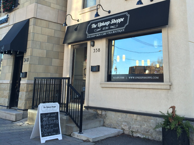 moving on up at the upkeep shoppe (giveaway) | Amy in 613: Ottawa ...