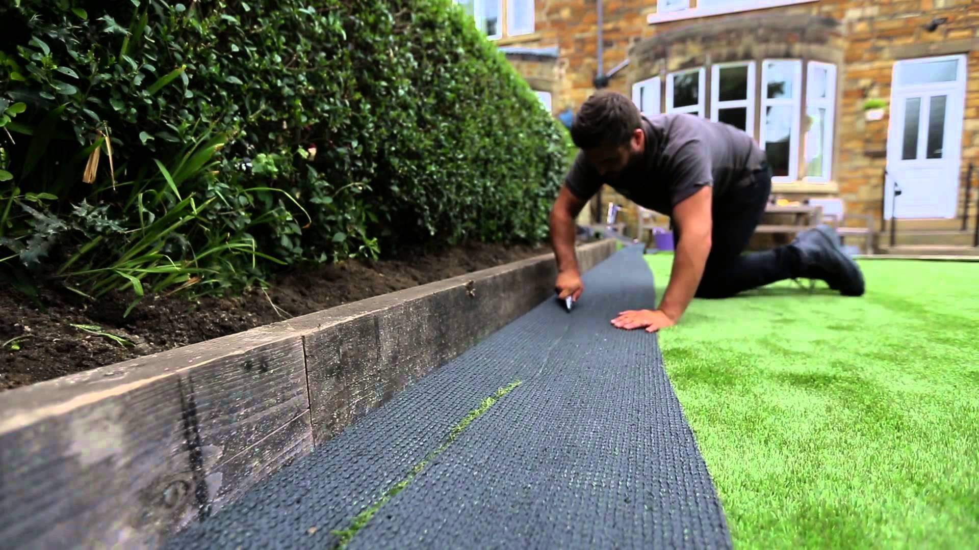 The Importance of Choosing the Right Synthetic Grass Installer
