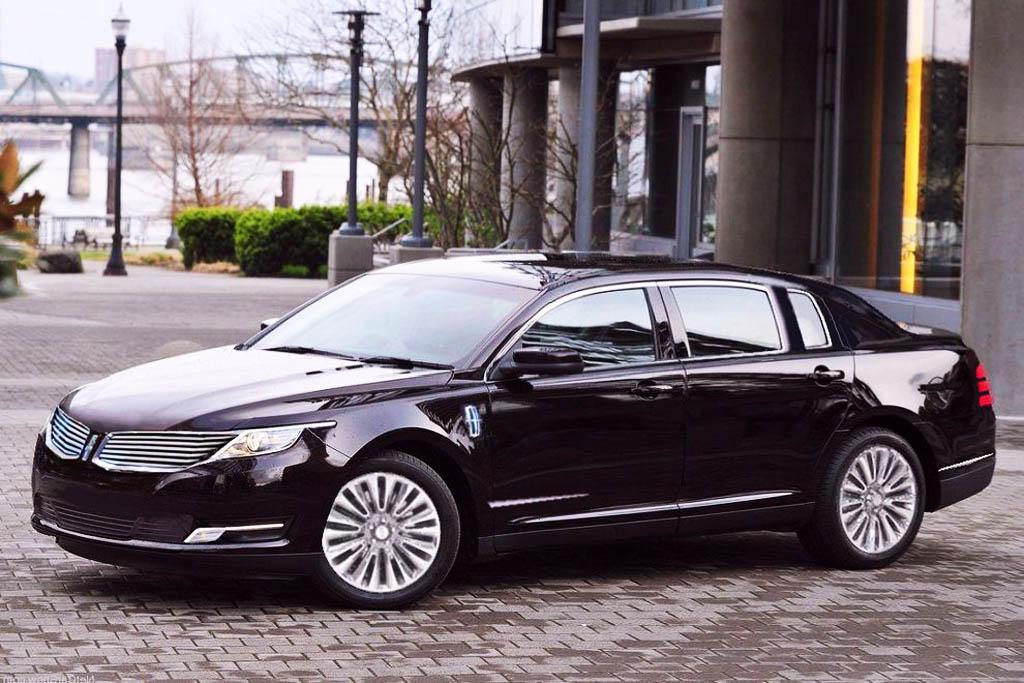 2015 Lincoln Continental Concept 2 2015 Lincoln Continental Concept ...