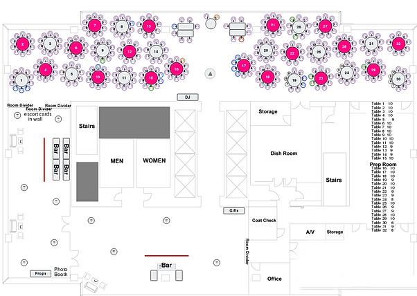 D Amore Sample Floor Plans