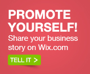 Promote yourself!