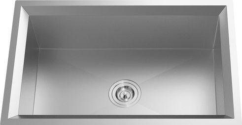 over and undermount handmade sink 500mm nz37900 - Kitchen Sinks Nz
