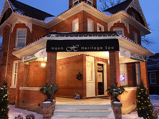 Hanh Heritage Salon And Spa