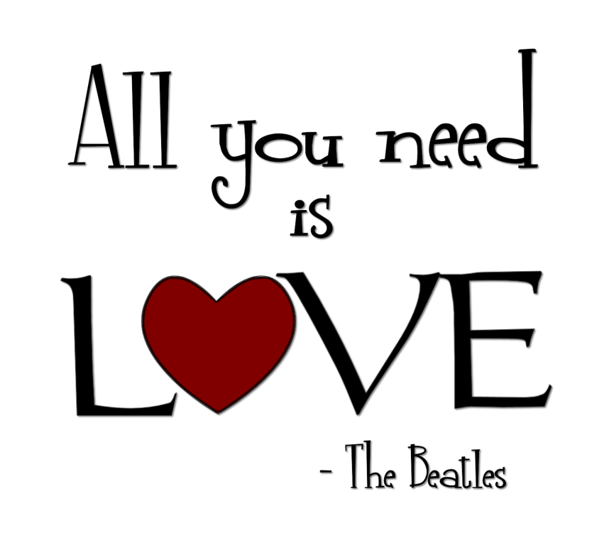 All You Need is Love! | Timesa...