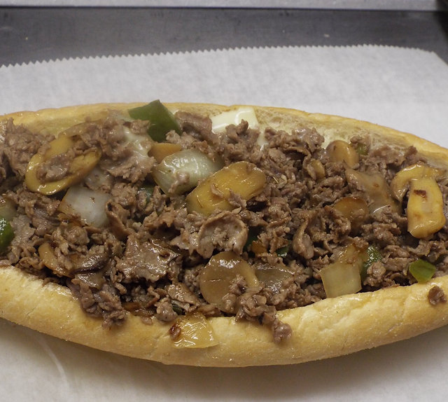 Best Cheesesteak In North Myrtle Beach