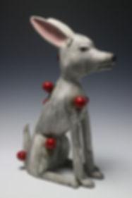 Krista Grecco figurative porcelain atlanta artist animal art