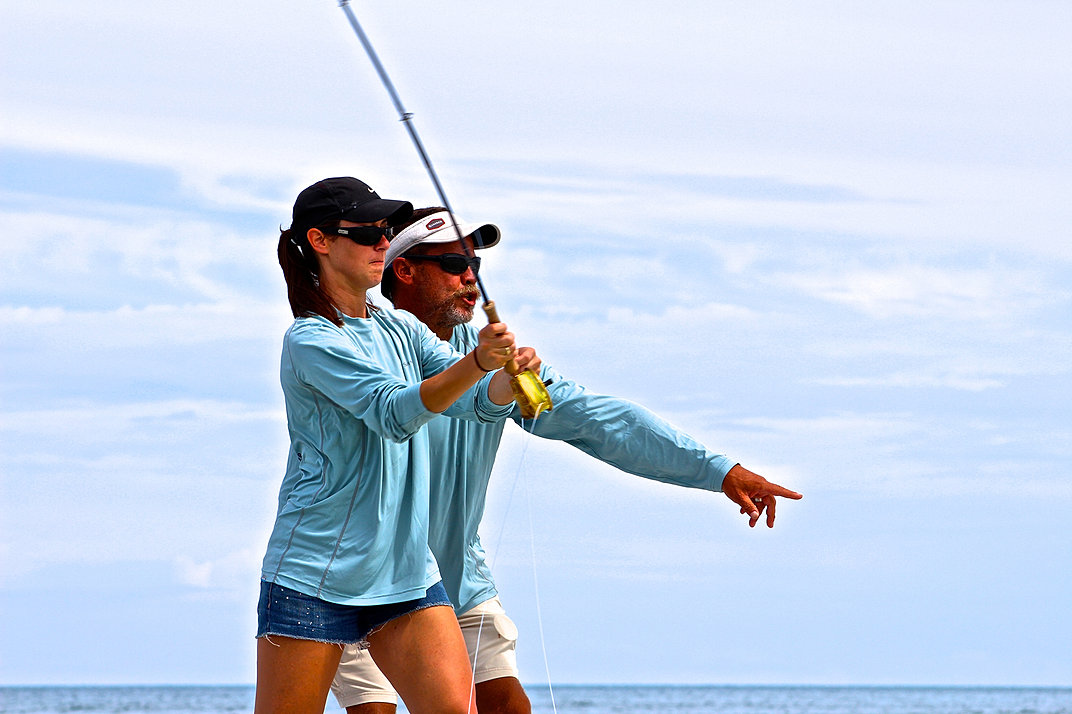 Fly fishing in belize belize tours and excursions for Belize fishing charters