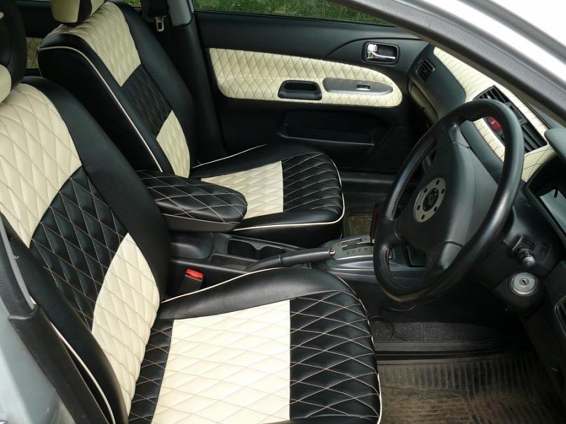 Сиденья в машину своими руками