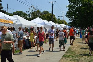 Blueberry Festival Craft Fair South Haven Mi