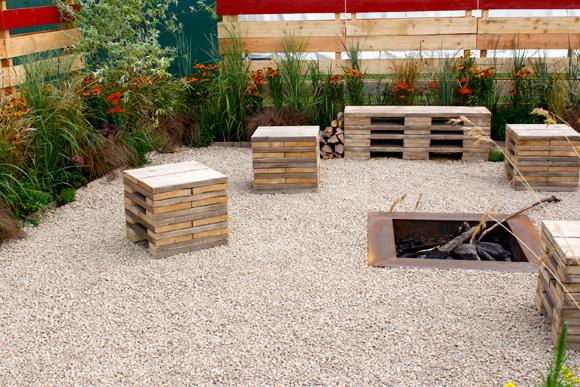 Ma a architektura projektowanie ogrod w lublin ak for Garden seating ideas on a budget