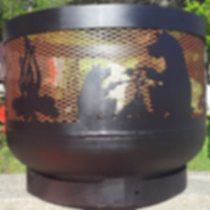 fire bowl bears