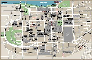 Bobby St Clair39s Online Portfolio  Downtown Nashville