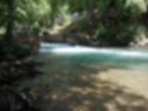 מסלולי הליכה בנחל חרמון