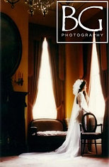 Regina Johnson bridal portrait