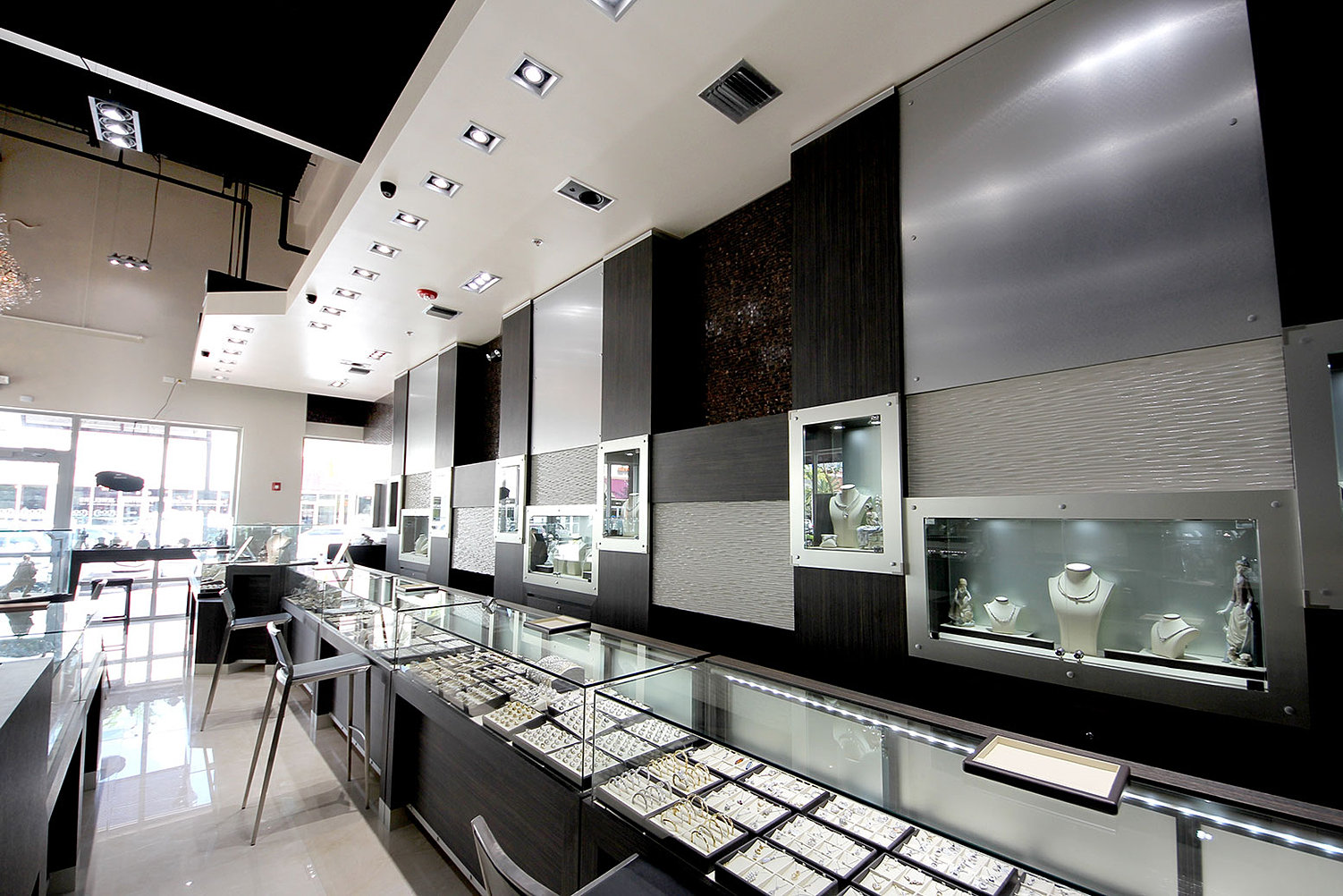 Artco Group Inc. We are store planners, designers, Manufacturers of Custom  Millwork and