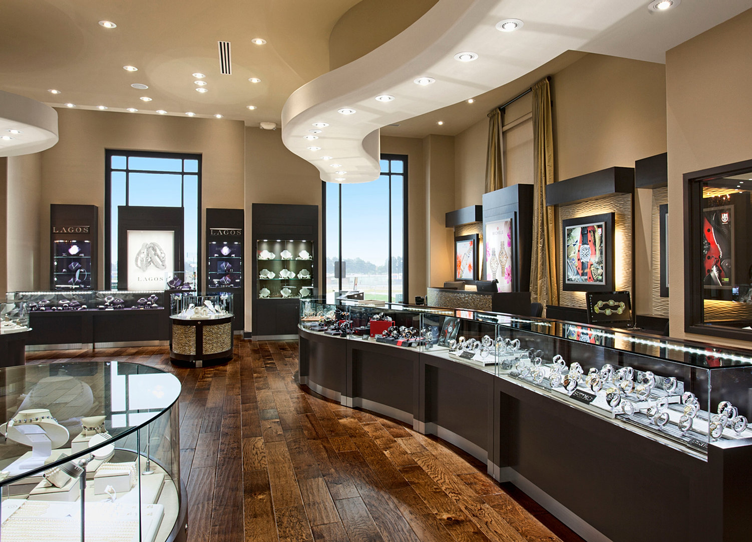 Artco Group Inc. We are store planners, designers, Manufacturers of Custom  Millwork and store fixtures.