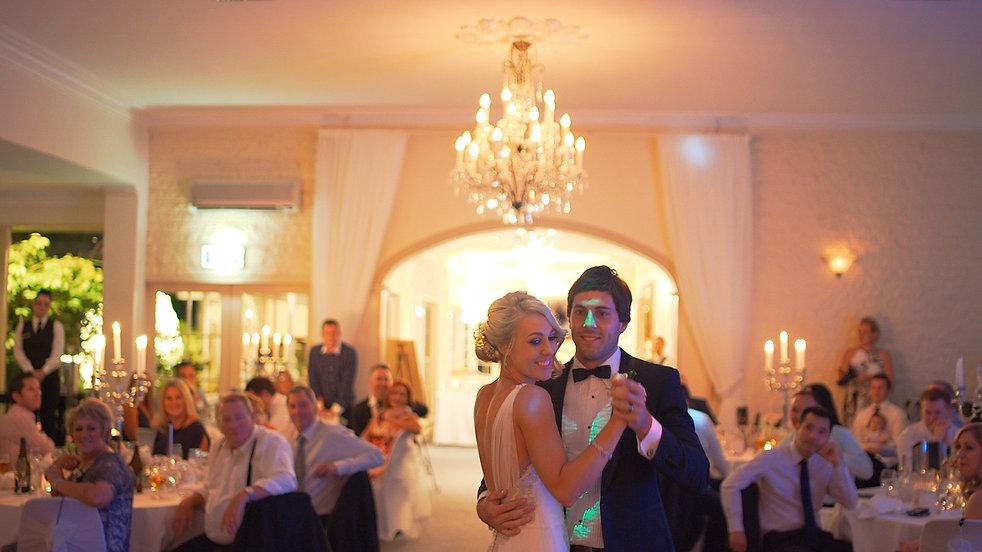 ouverture de bal, préparation mariage