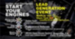 Lead gen event graphics EVENT BRIGHT fre