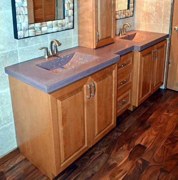 B ton multi surfaces vanit de salle de bain for Odeur egout salle de bain