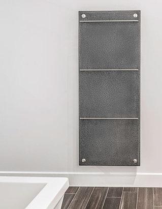 b ton multi surfaces chauffe serviette en b ton. Black Bedroom Furniture Sets. Home Design Ideas