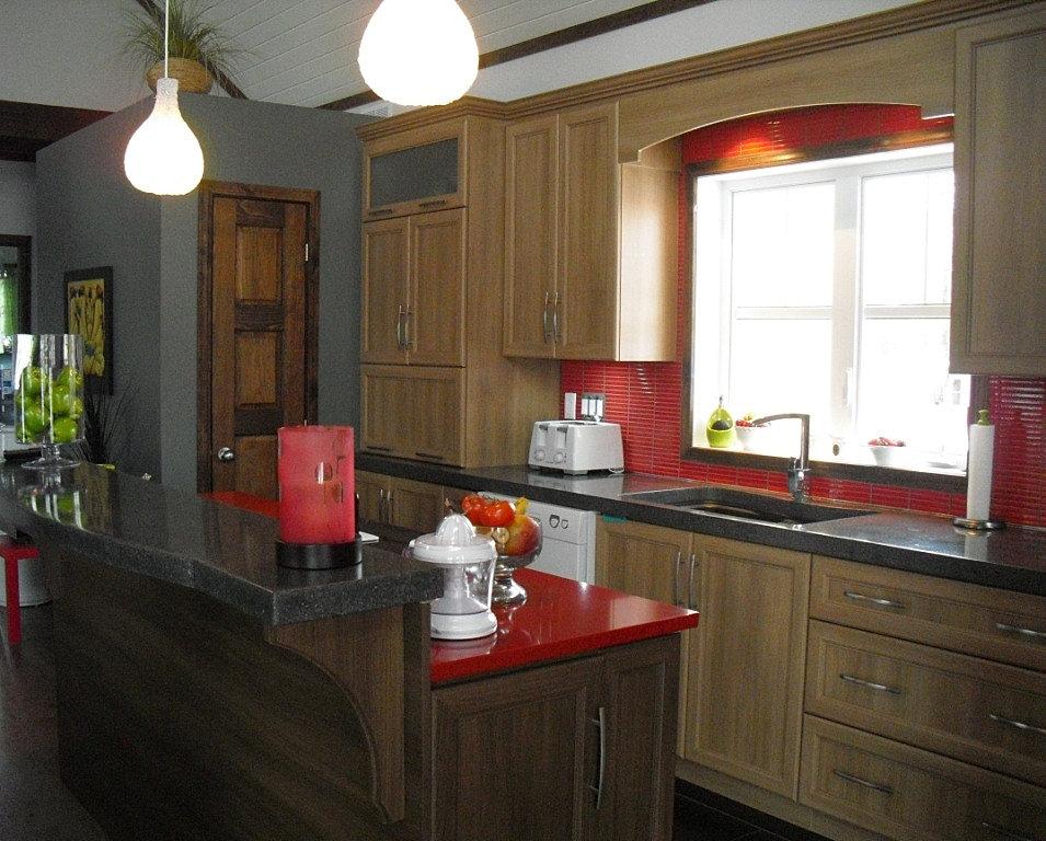 B ton multi surfaces comptoir de cuisine - Recouvrir un comptoir de cuisine ...
