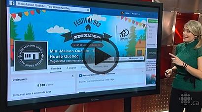 Revue de presse du festival des minimaisons for Micromaisons minimaliste