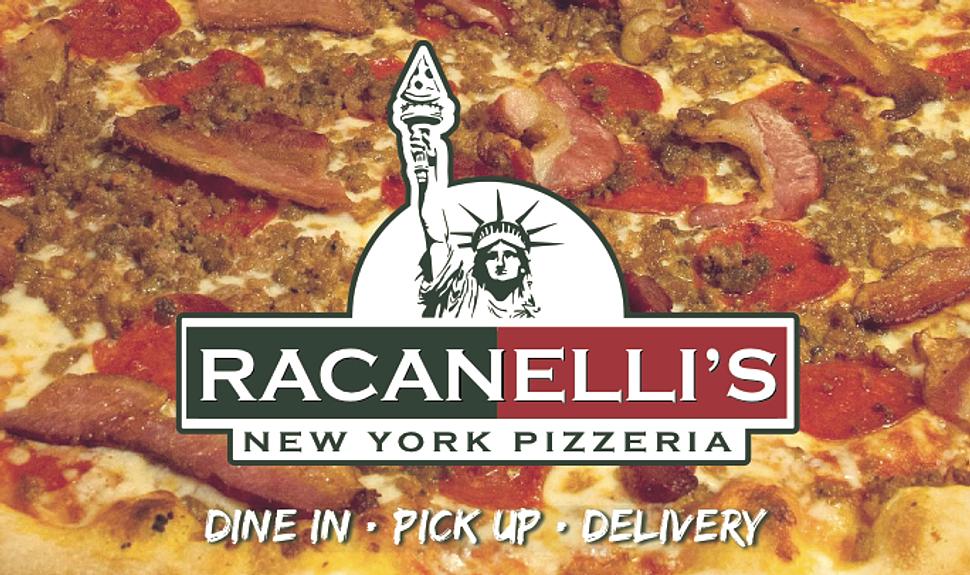 Racanelli's coupons