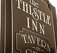 The Thistle Inn Restaurant in Boothbay Harbor,  Maine
