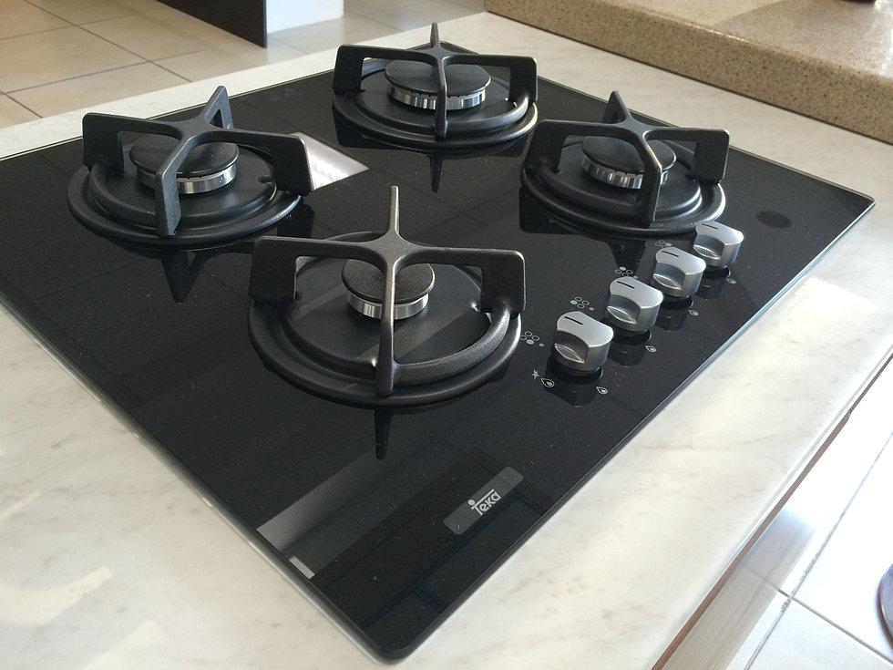 Cocinas elegant equipos y accesorios for Accesorios para cocina a gas
