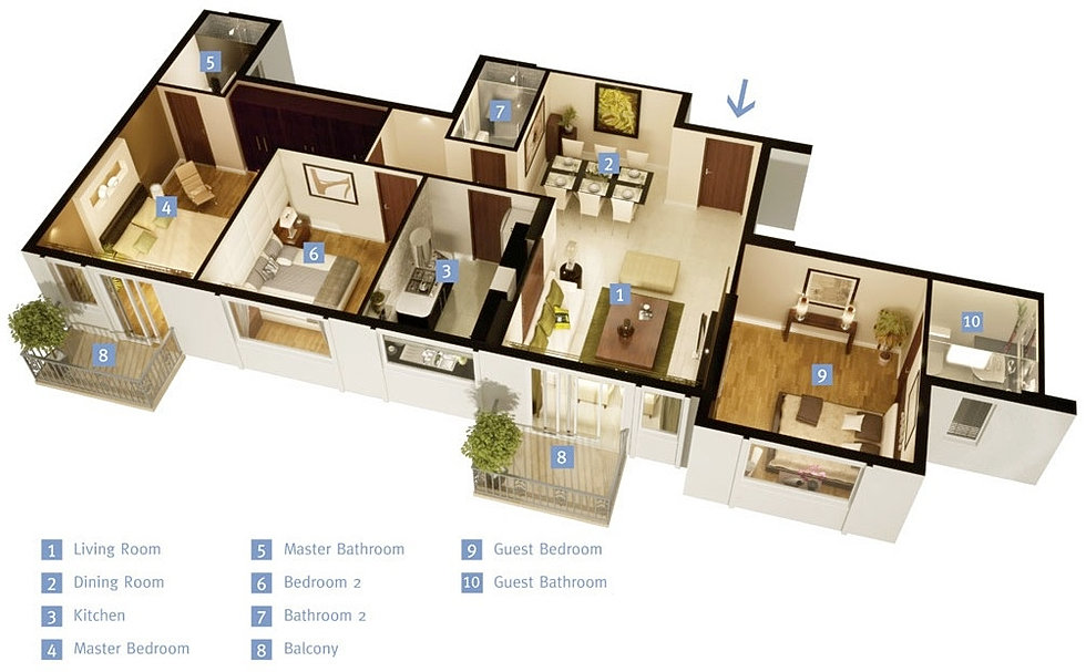 Simple One Story Bedroom House Plans   Home Design Mini s And     Single Story Bedroom House Jpeg
