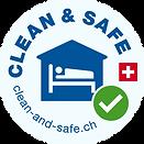 Clean & Safe - Logo