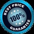 Best Price 100% Guarantee - Logo