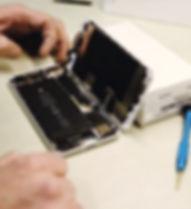 Reparation Telefon