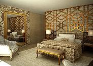 3D: Dormitorio