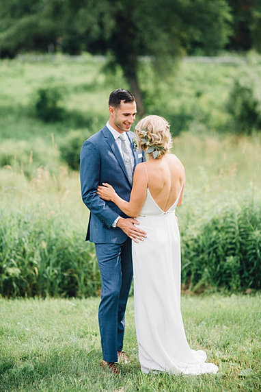Gorgeous mountain wedding in Tennessee - click to view more ...