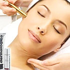 microdermabrasion will give your skin a fresh polished look and feel.