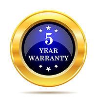 % Year Warranty, Blue Gold.jpg