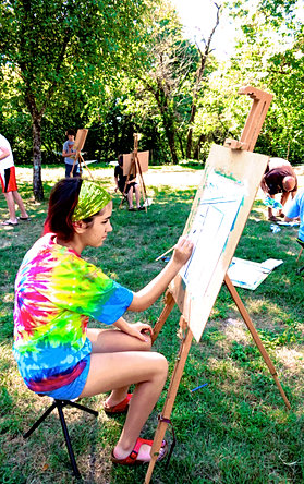Teen Summer Art Camps And 24