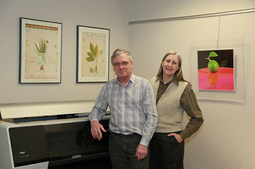 Photo of the owners of Profiles Studio