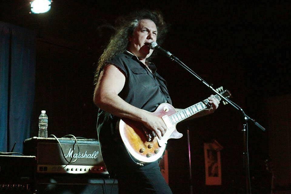 Michael Nitro Band - Hell's Train (Live) With Sammy Hagar!!! 2015 ...