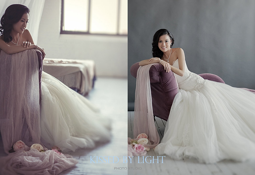 Toronto Best Asian Bridal Makeup